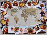 3 continents, 3 expériences de voyage culinaire différentes