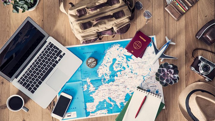 S'occuper des formalités administratives pour son voyage