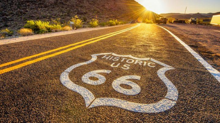 Traverser de magnifiques routes aux États-Unis